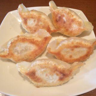 焼餃子(友ちゃん餃子 )