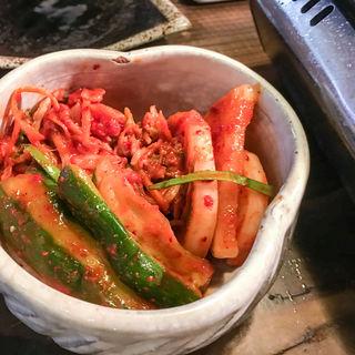キムチ盛(焼肉はやと )