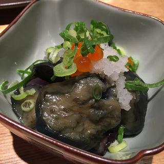 茄子の煮浸し(市場小路 寺町本店 (イチバコウジ))