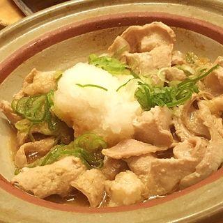 牛すじぽん酢(酔心 京都駅前店 (すいしん))