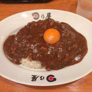 牛カツカレー(日乃屋カレー 神田西口 )