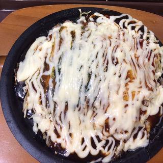 広島焼きチーズマヨ(お好み一番地 ゆめタウン廿日市店)
