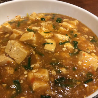 麻婆麺(布袋)