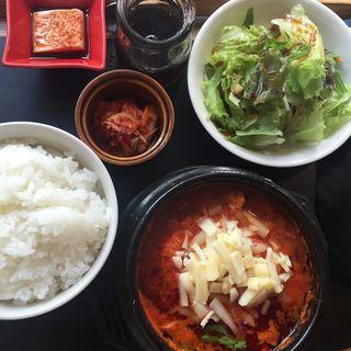 明太チーズスンドゥブ(ワイスタイル (Y-Style))