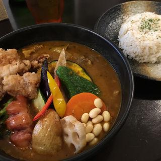 侍まつり(Soupcurry SAMURAI 西野店)