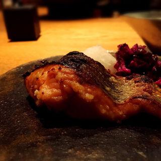 銀鮭の西京焼(高太郎 (こうたろう))