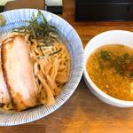 特製 淡麗塩つけ麺(塩つけ麺 灯花 (しおつけめん とうか))