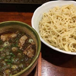 牛スジつけ麺 大(麺舎 ヒゲイヌ )