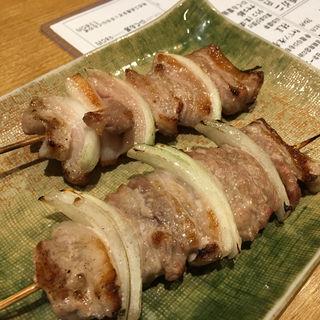 う米豚串焼(ろばた大助)