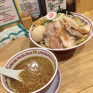アハハ 煮干特製つけ麺(中華そば ムタヒロ 1号店 )