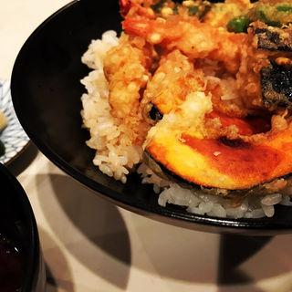 天丼(金扇 (きんせん))