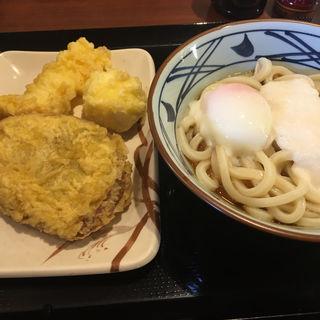 とろ玉うどん(丸亀製麺 米沢店)
