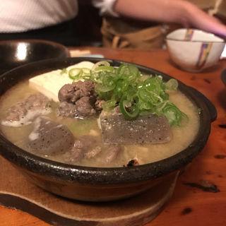 鶏もつ煮込み(赤津加 (あかつか))