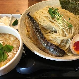 さんまつけ麺 濃 特盛(さんまでGO! )