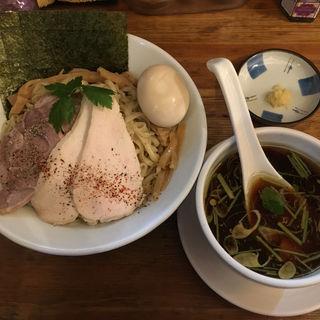 鶏特製つけそば(鶏そばムタヒロ 2号店 )