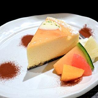 ベイクドチーズケーキ(ハナあかり )