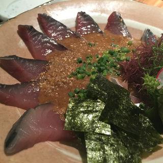 胡麻鯖(博多ほたる 麻布十番店 (ハカタホタル))