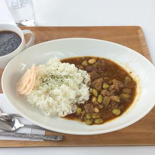 お豆とひき肉の和酒カレー(N3331 (エヌサンサンサンイチ))