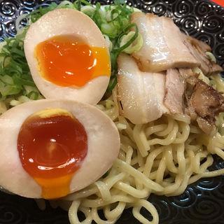 濃厚魚介とんこつ つけ麺(二代目 けんのすけ  (【旧店名】けんのすけ 本店))