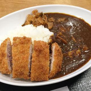 プレミアムカツカレー(なか卯 姫路名古山店 )