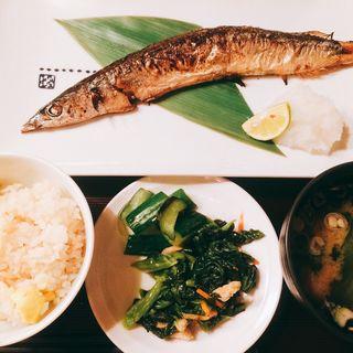 春野菜のさっぱり煮おろし(寅福 青山本店 (トラフク))