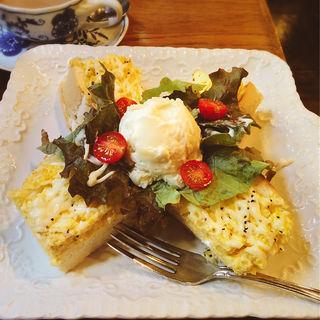 タマゴトースト(西洋茶館 (セイヨウサカン))