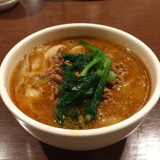 坦々刀削麺(唐朝刀削麺 赤坂見附店 )