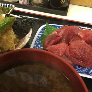 マグロ定食(天房 (てんふさ))