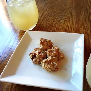 パスタランチ(小さな焼き菓子&ドリンク)(リチェット(Ricetto))