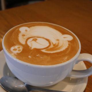 カフェラテ(ten cafe)