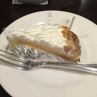 チーズレモンパイ(西洋菓子しろたえ 赤坂 )