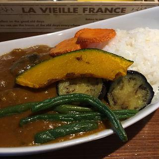 野菜カレー(うら虎Bar )