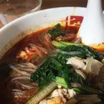 スープ春雨 5番(七宝 麻辣湯 赤坂店 (チーパオ マーラータン))