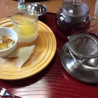 和洋ミニ懐石(3種のデザート付き)(ハーブカフェYKガーデン (ハーブカフェYKGarden))