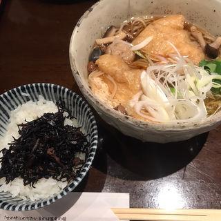 秋せみ蕎麦(川せみ (かわせみ))