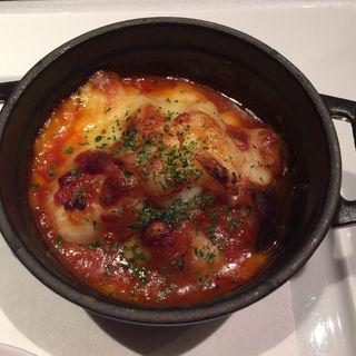 魚介のトマト鍋(懐食みちば)