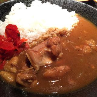 チキンカレー(喜良喰 武蔵小杉店 (きらく))