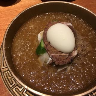 冷麺(王十里 サランチェ )
