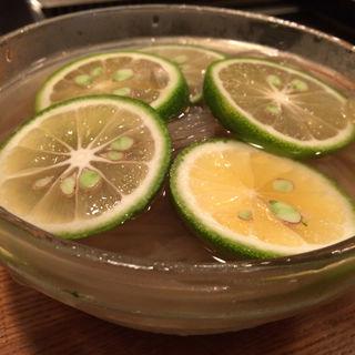 へべす冷麺(好ちゃん 中目黒)