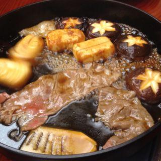すき焼き(岡半 (おかはん))