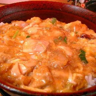 炙り親子丼(南ばら亭 )