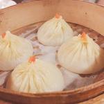 上海蟹みそ入り小籠包