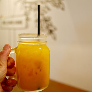 オレンジマンゴージュース(WIRED CAFE 川崎BE店 )