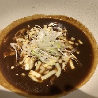 チーズカレーうどん(松玄 恵比寿店 (まつげん))