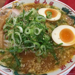 味玉みそラーメン(魁力屋 木更津イオンモール店 )