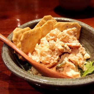 ポテトサラダ(庵GuRi 中目黒 (ビストロ アグリ))