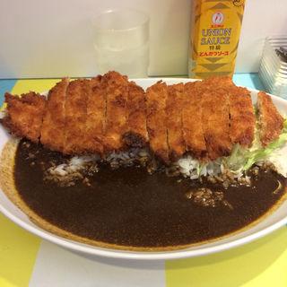 ビックリチキンカツカレー(カレー屋ジョニー お茶ノ水店 (カレーヤジョニー))