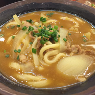 カレーうどん(御徒町小町食堂 )