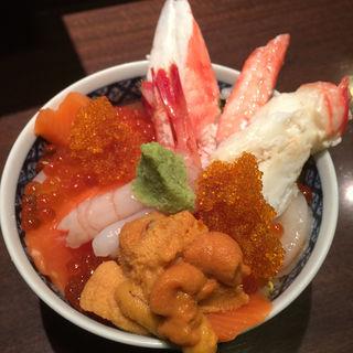 特選海鮮丼(澤崎水産)