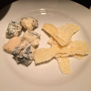 チーズ盛り合わせ(テルミニ )